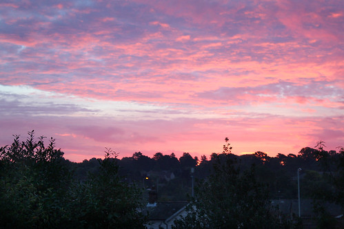 Sunrise, Bishop's Stortford