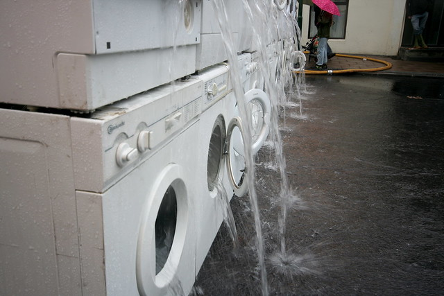 Washing Machine-Related Flooding