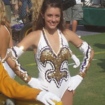 2008 LSU Golden Girl - Amanda