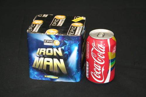EpicFireworks- Iron Man