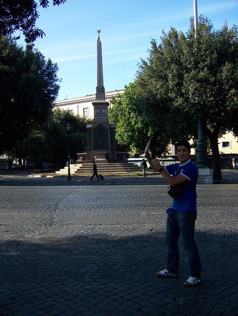 Piazza della Repubblica (Exedra)