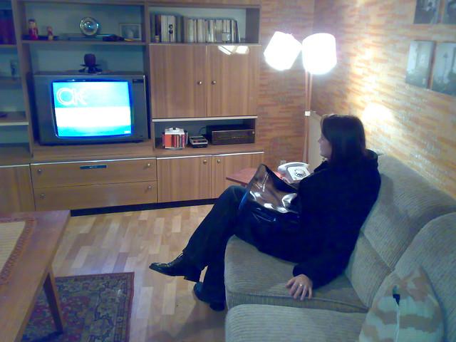 DDR-Wohnzimmer