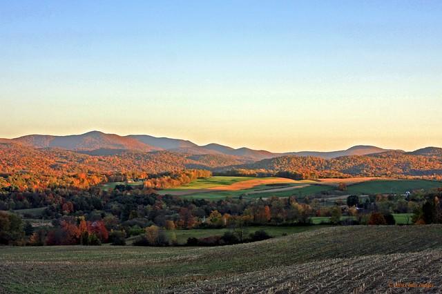 Where my kids live...Vermont, USA