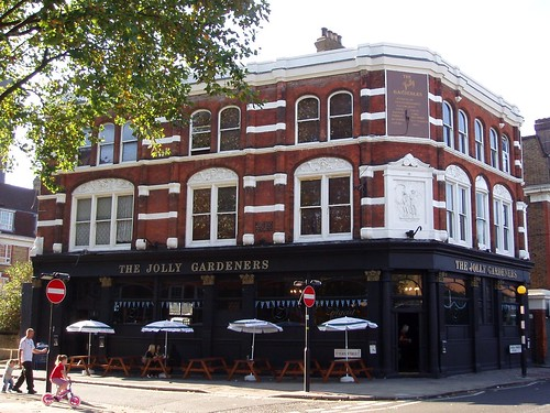 Zeitgeist Gastropub, London. From London's 8 Most Unique Pubs