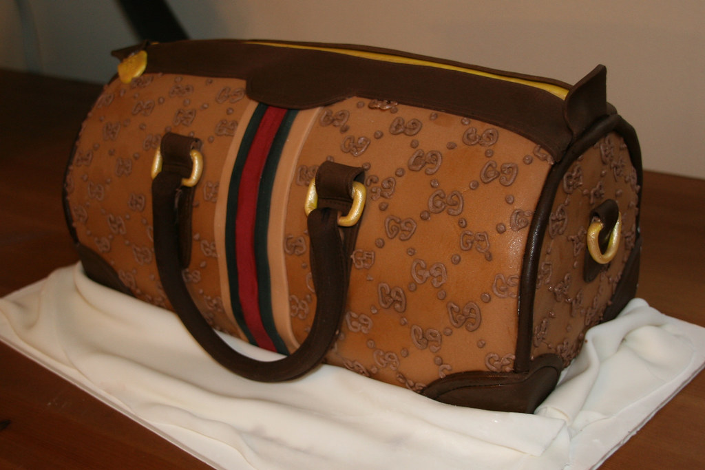 Gucci Bag Birthday Cake A Photo On Flickriver