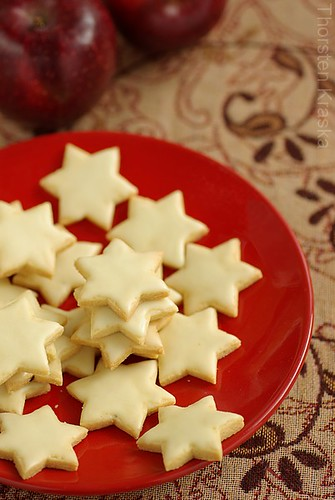 Ginger Star Cookies (2/2)