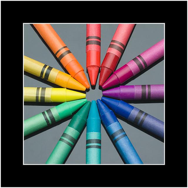 Strobist colour wheel