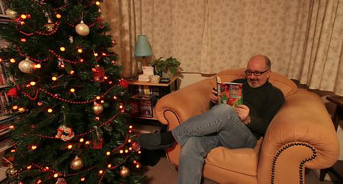 Festive reading