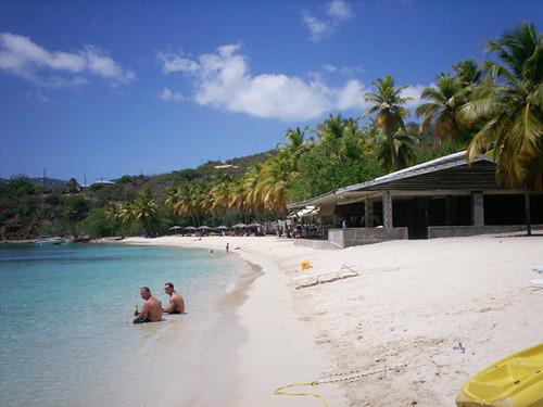 Honeymoon beach water island flickr photo sharing for St thomas honeymoon beach