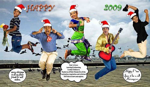 new happy merrychristmas 2009 yearhappy