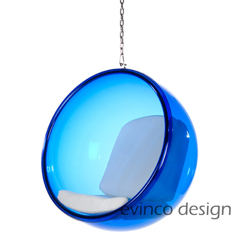 hanging bubble chair  Bubble Chair inspired by Eero Aarnio ...