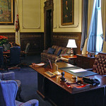 Office of Illinois Governor Rod Blagojevich, State Captiol Building, Springfield, Illinois (1 of 7)