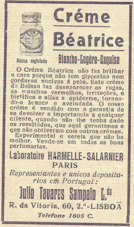 Ilustração Portugueza, 1920s - 2b