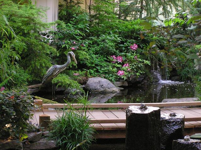 Bringing nature inside with a custom indoor pond okeanos aquascaping - Indoor ponds ...