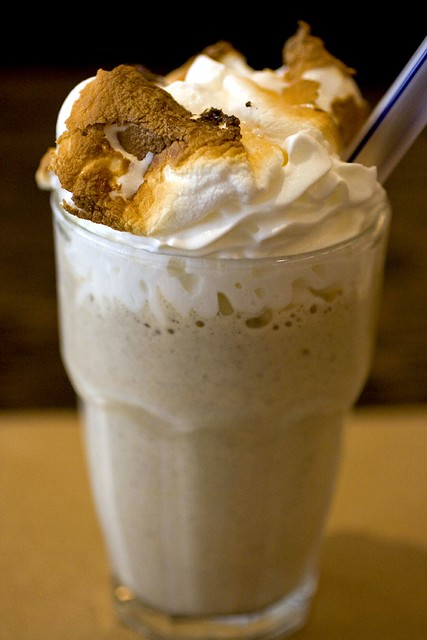 Toasted Marshmallow Shake | Flickr - Photo Sharing!