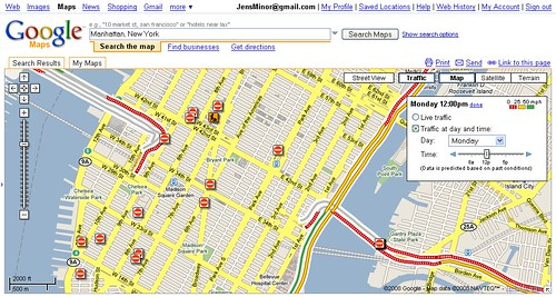 google maps gibt jetzt auch stau prognosen ab gwb. Black Bedroom Furniture Sets. Home Design Ideas