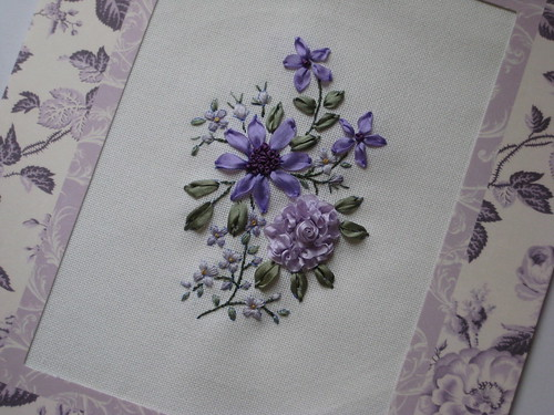 CREATIVE EMBROIDERY RIBBON SILK U00ab EMBROIDERY U0026 ORIGAMI