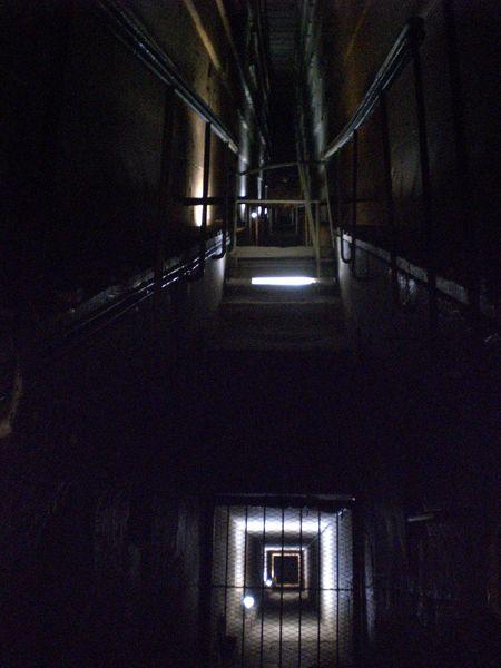 Acceso a la Gran Galería keops, en el interior de la gran pirámide - 2473756041 9e4ce40d64 o - Keops, en el interior de la Gran Pirámide