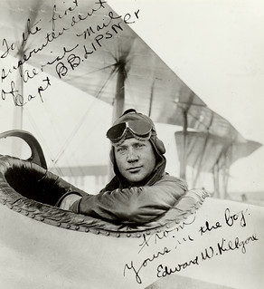 Airmail pilot Edward Killgore