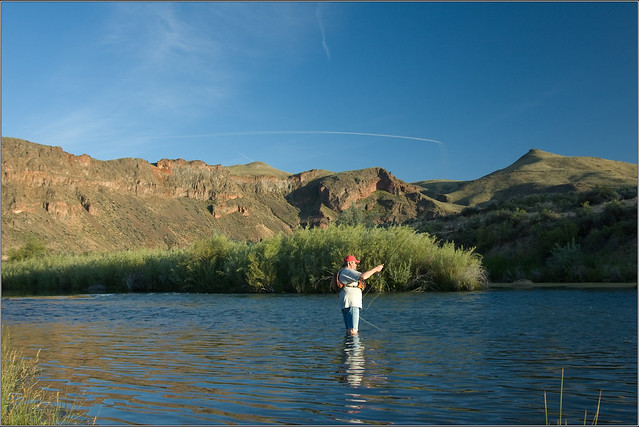 Fishing the owyhee river flickr photo sharing for Owyhee river fly fishing