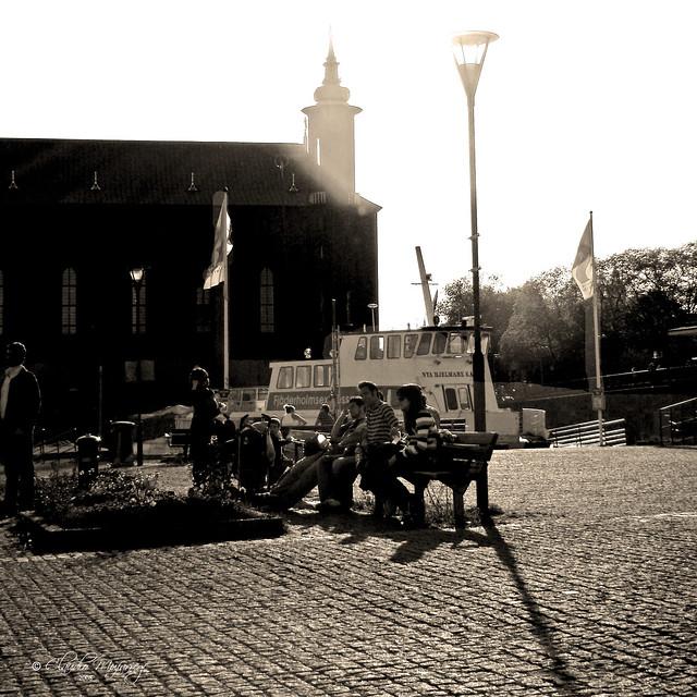 Stockholm, Sweden 049 - Urban scene