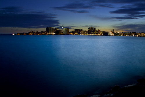 Kingston Nightscape