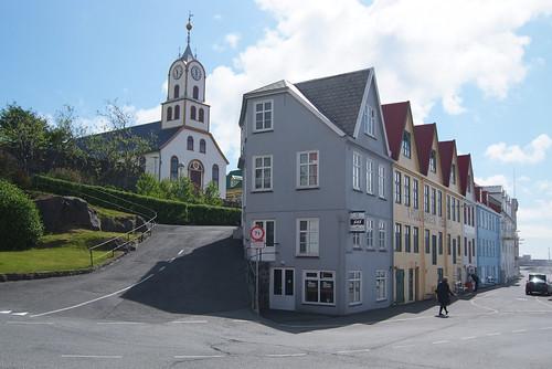 Havnar kirkja, Bryggjubakki