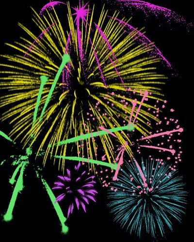 fireworks animation in flash - photo #13