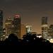 Houston Skyline at Night by telwink