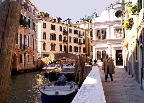 Rio della Pieta, Venice