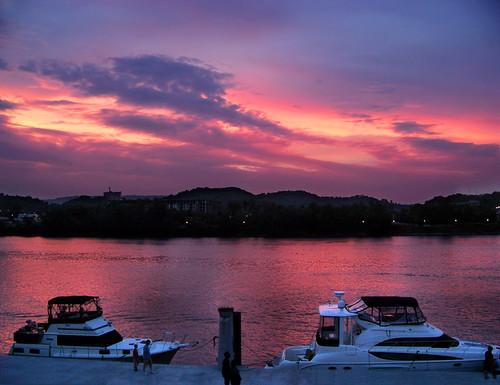 pink sunset chattanooga water tn tennessee marylee maryleemartin cmwd cmwdpink cmwdpurple platinumheartaward kodakz812is maryleeusa maryleepope