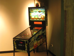 recreation(0.0), video game arcade cabinet(0.0), arcade game(1.0), games(1.0),