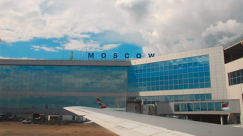 20080731 Moscow Airport 01