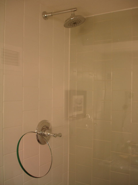 shower stall definition meaning