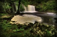 Waterfalls & Rain - High waters