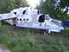 Wrack: Mil Mi-24