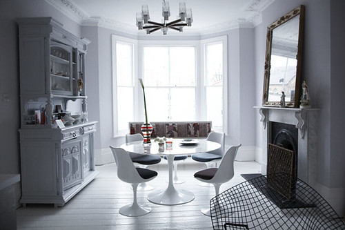 Grey Walls White Floor Victorian From Shootfactory