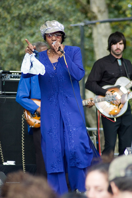Sharon Jones @ Summerstage