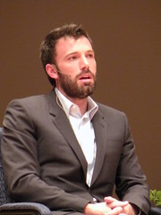Ben Affleck discusses global poverty