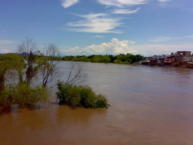 Río San Pedro en Tuxpan, Nayarit