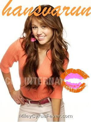 Miley Cyrus Photoshoot on Miley Cyrus Seventeen Photoshoot 4   Flickr   Photo Sharing