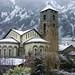 Andorra la Vella, l'església de Sant Esteve (