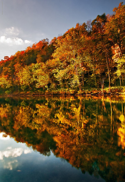 Down the River Early Fall