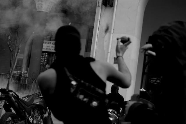 Days of rage - Greek riots