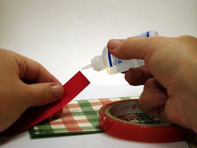 CraftyGoat's Notes: Put Fray Check on Ribbon