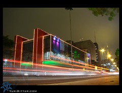 MASP - Paulista à noite - 01