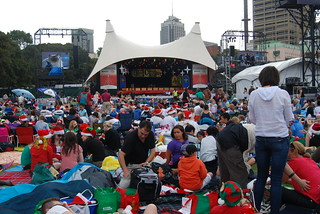 Woolworths Carols in the Park