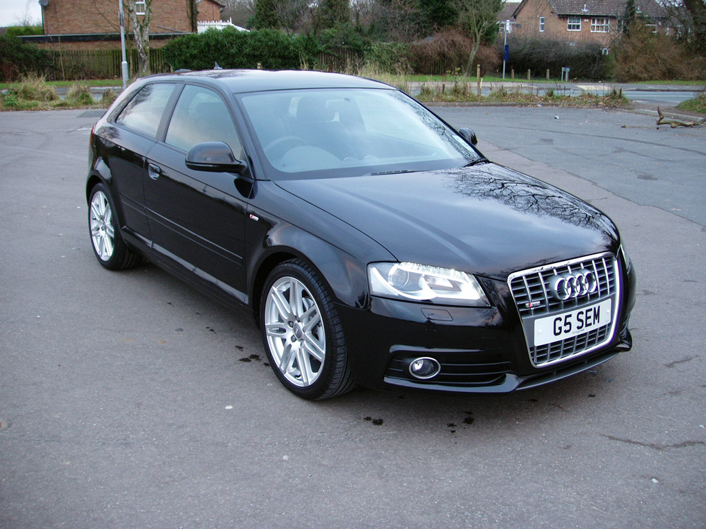 s3 grille fitted to my s line facelift audi. Black Bedroom Furniture Sets. Home Design Ideas
