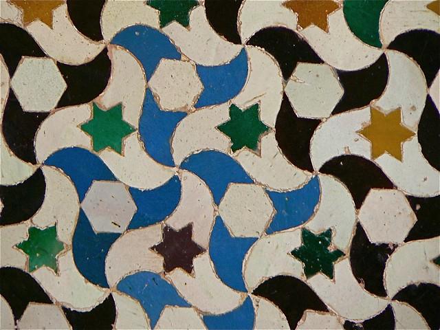 Alhambra Tiles 11