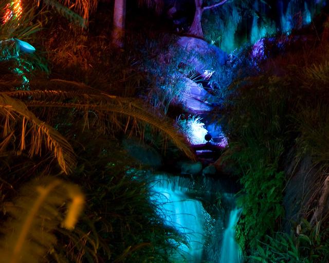 waterfall qbg